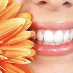 Woman teeth